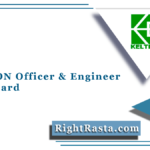 KELTRON Officer & Engineer Admit Card 2021 (Out) | Download Hall Ticket