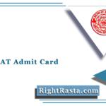 LNMU PAT Admit Card 2021 (Out) | Download LNMU PHD Hall Ticket