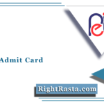 MPPEB Group 2 Admit Card 2021 (Out) | MP Vyapam Sub Group 4 Admit Card