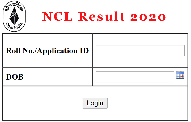 NCL Result 2020