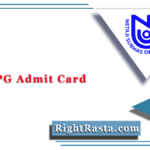 NSOU PG Admit Card 2021 (Out) | Download WBNSOU TET Hall Ticket