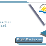 OAVS Teacher Admit Card 2021 (Out) | Download TGT, PGT Hall Ticket