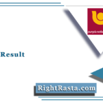 PNB SO Result 2021 (Out) | Punjab National Bank Specialist Officer Results