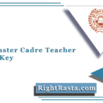 PSEB Master Cadre Teacher Answer Key 2021 (Out) | Download SSA Solution Sheet