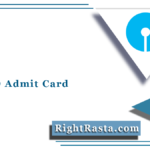 SBI SCO Admit Card 2021 (Out) | Download SBI Specialist Cadre Officer Hall Ticket