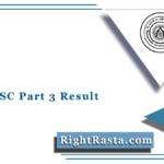 TMBU BSC Part 3 Result 2021 (Out) | Bhagalpur University B.SC Final Result