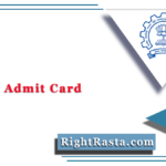 UCEED Admit Card 2021 (Out) | Download IIT Bombay UCEED Hall Ticket