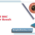 UNIRAJ BSC 1st Year Result 2020 (Out) | Download B.Sc First Year Result