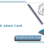 VKSU UG Admit Card 2021 (Out) | Veer Kunwar Singh University Hall Ticket