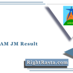 AEGCL AM JM Result 2021 (Out) | Download Assistant/Junior Manager Merit
