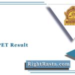 BAMU PET Result 2021 (Out) | Download Ph.D Entrance Test Score Card