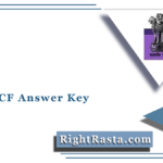 BPSC ACF Answer Key 2021 (Out) | Assistant Conservator of Forests Answer Sheet