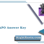 Bihar APO Answer Key 2021 (Out) | Download BPSC APO Solution Sheet PDF