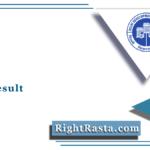 DDA Result 2021 (Out) | Download Delhi Development Authority Merit List