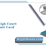 Delhi High Court JJA Admit Card 2021 (Out) | DHC Junior Judicial Assistant Hall Ticket