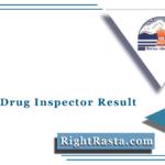 HPPSC Drug Inspector Result 2021 | Download HP PSC DHFW DI Merit List