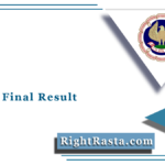 ICAI CA Final Result 2021 (Out) | Download Chartered Accountant Merit List