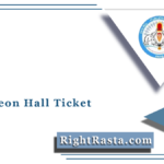 KDRB Peon Hall Ticket 2021 (Out) | Download Kerala Peon Admit Card