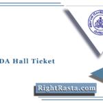 KPSC SDA Hall Ticket 2021 | Karnataka Second Division Assistant Admit Card