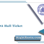 KPSC SDA Hall Ticket 2021 | Download PSC Second Division Assistant Admit Card