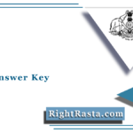 KTET Answer Key 2021 (Out) | Download Kerala TET Official Answer Sheet