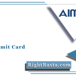 MAT Admit Card 2021 (Out) | AIMA Management Aptitude Test Hall Ticket