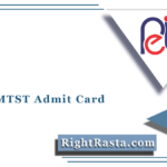 MP ANMTST Admit Card 2021 (Out) | MP Vyapam ANM Training Selection Test Hall