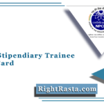NPCIL Stipendiary Trainee Admit Card 2021 (Out) | Download NPCIL Hall Ticket