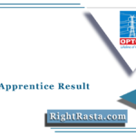 OPTCL Apprentice Result 2021 (Out)   Download Odisha Power Merit List