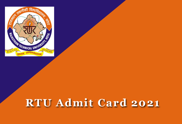 RTU Admit Card 2021