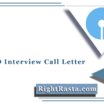 SBI CBO Interview Call Letter 2021 (Out) | Download Interview Admit Card