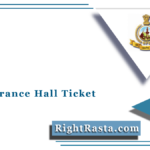 SPI Entrance Hall Ticket 2021 (Out) | Download SPI Aurangabad Admit Card