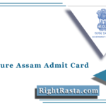 Sericulture Assam Admit Card 2021 (Out) | Download Grade 4 Hall Ticket Details